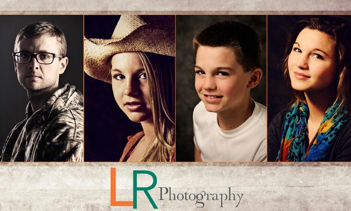 LR Photography Studio Portraits