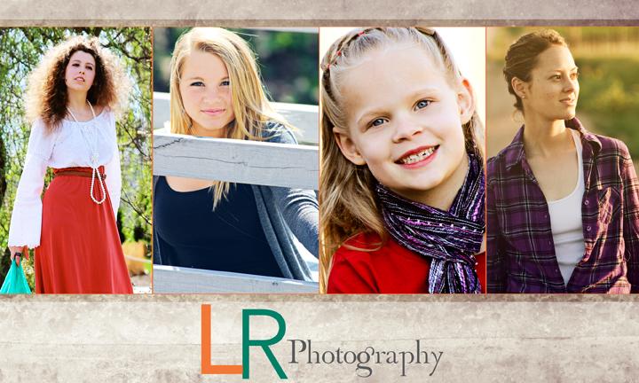 LR Photography Natural Light Portraits